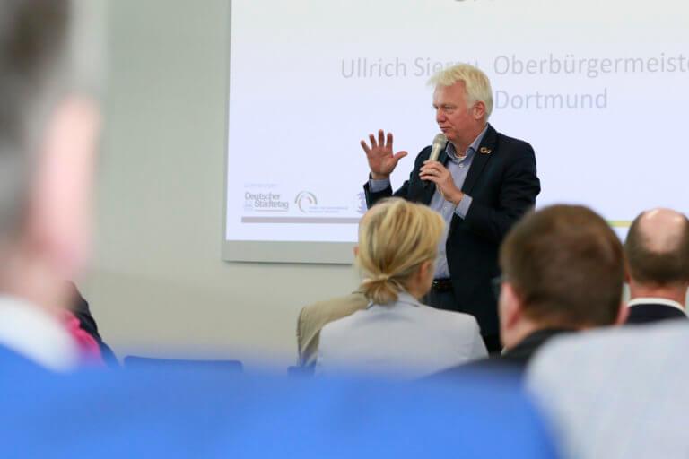 Fachtag für Nachhaltige Beschaffung - Messe Dortmund / Foto: Simon Veith